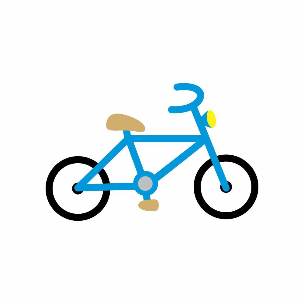 Arquivo de Corte - Bicicleta