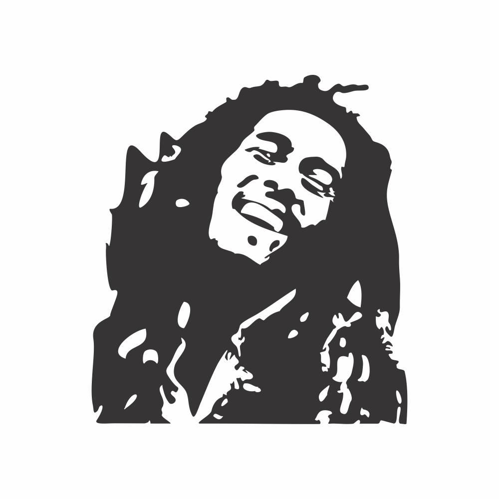 Arquivo de Corte - Bob Marley