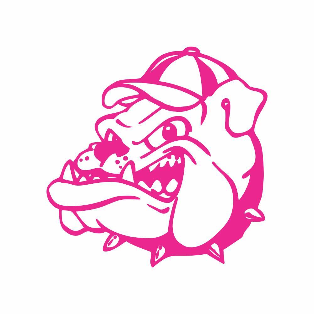 Arquivo de Corte - Buldogue bulldog