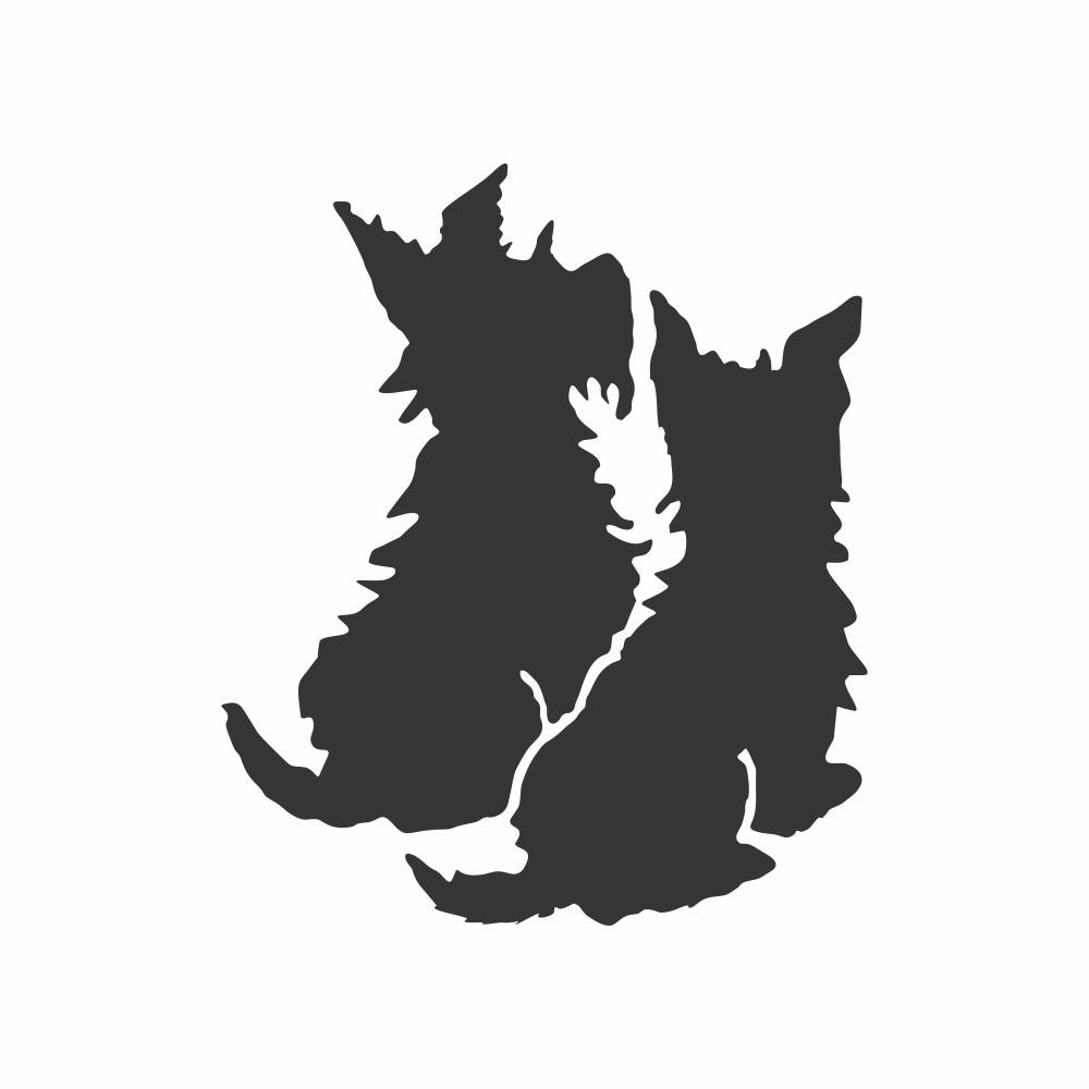 Arquivo de Corte - Cachorro Peludo