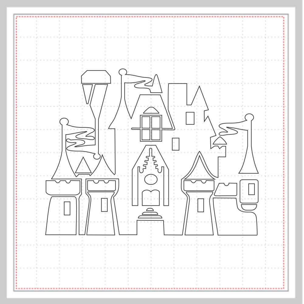 Arquivo de Corte - Castelo Princesa