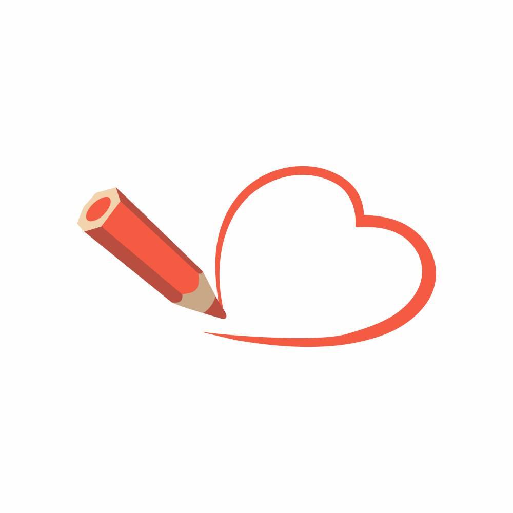 Arquivo de Corte - Coração