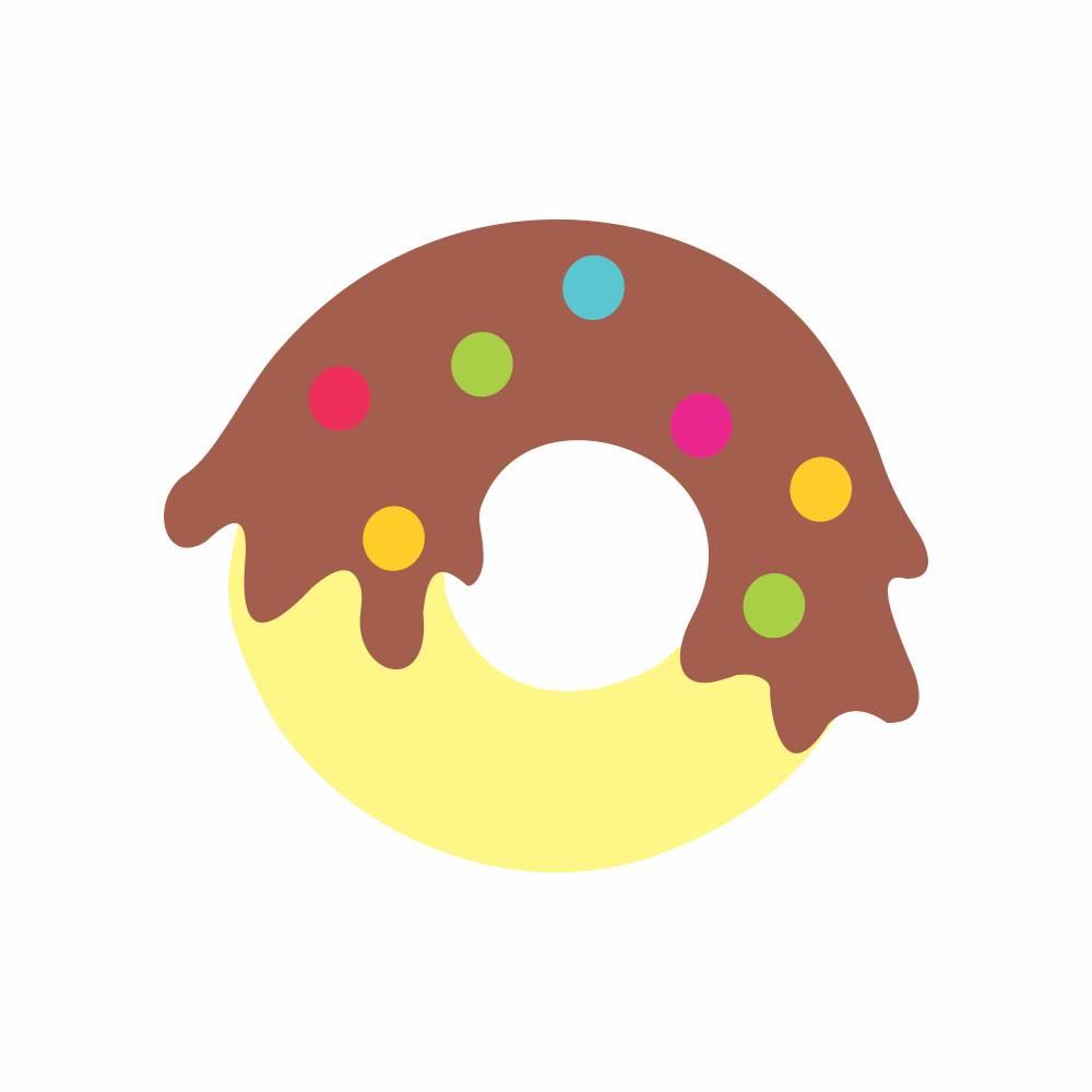 Arquivo de Corte - Donut
