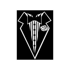 Arquivo de Corte -  Gola Back Tie