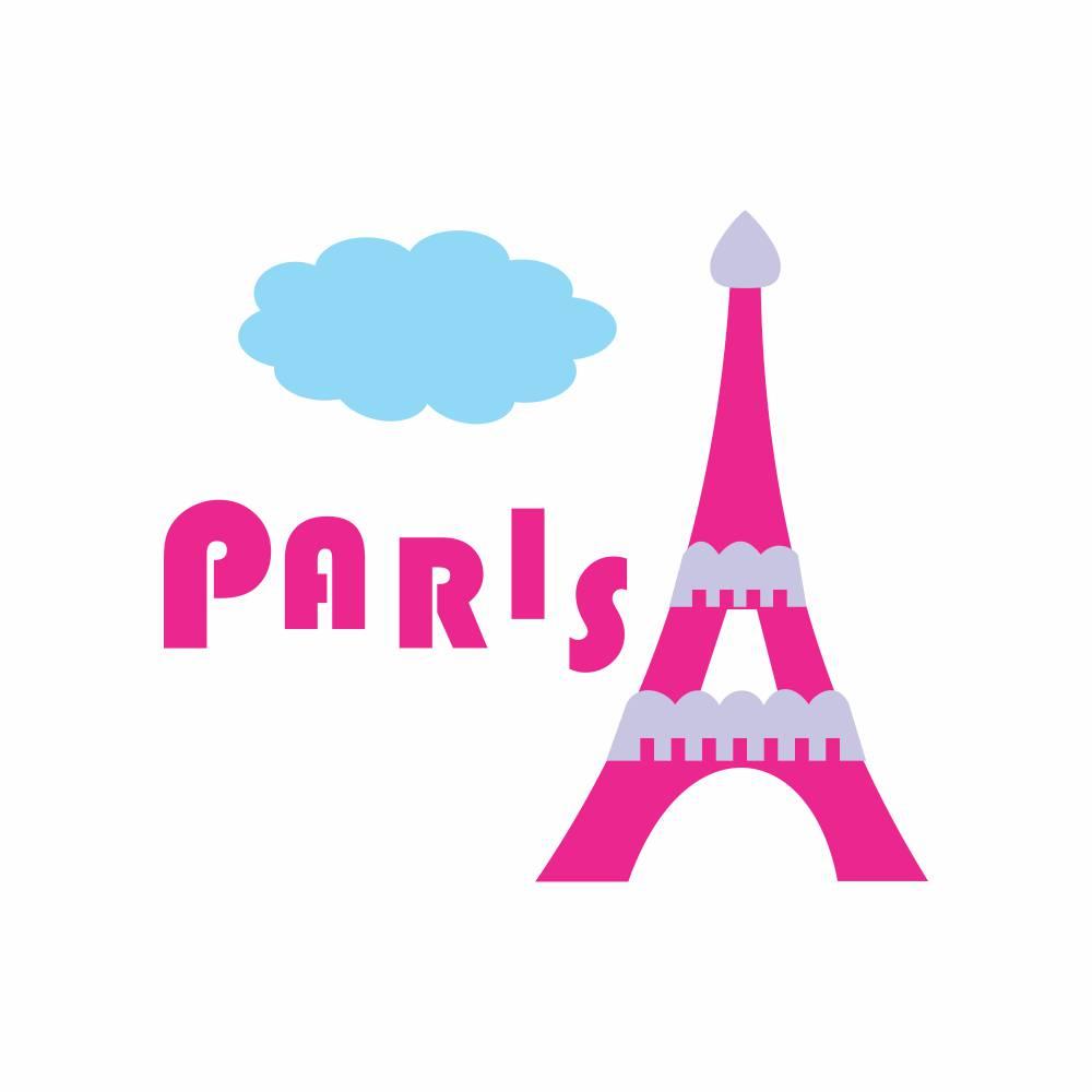 Arquivo de Corte - Paris e Torre Eiffel