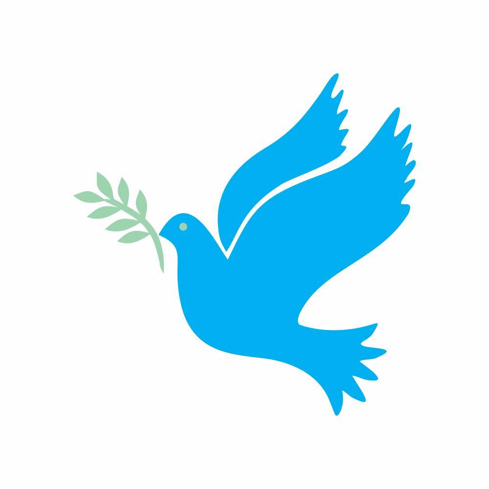 Arquivo de Corte - Pomba da Paz