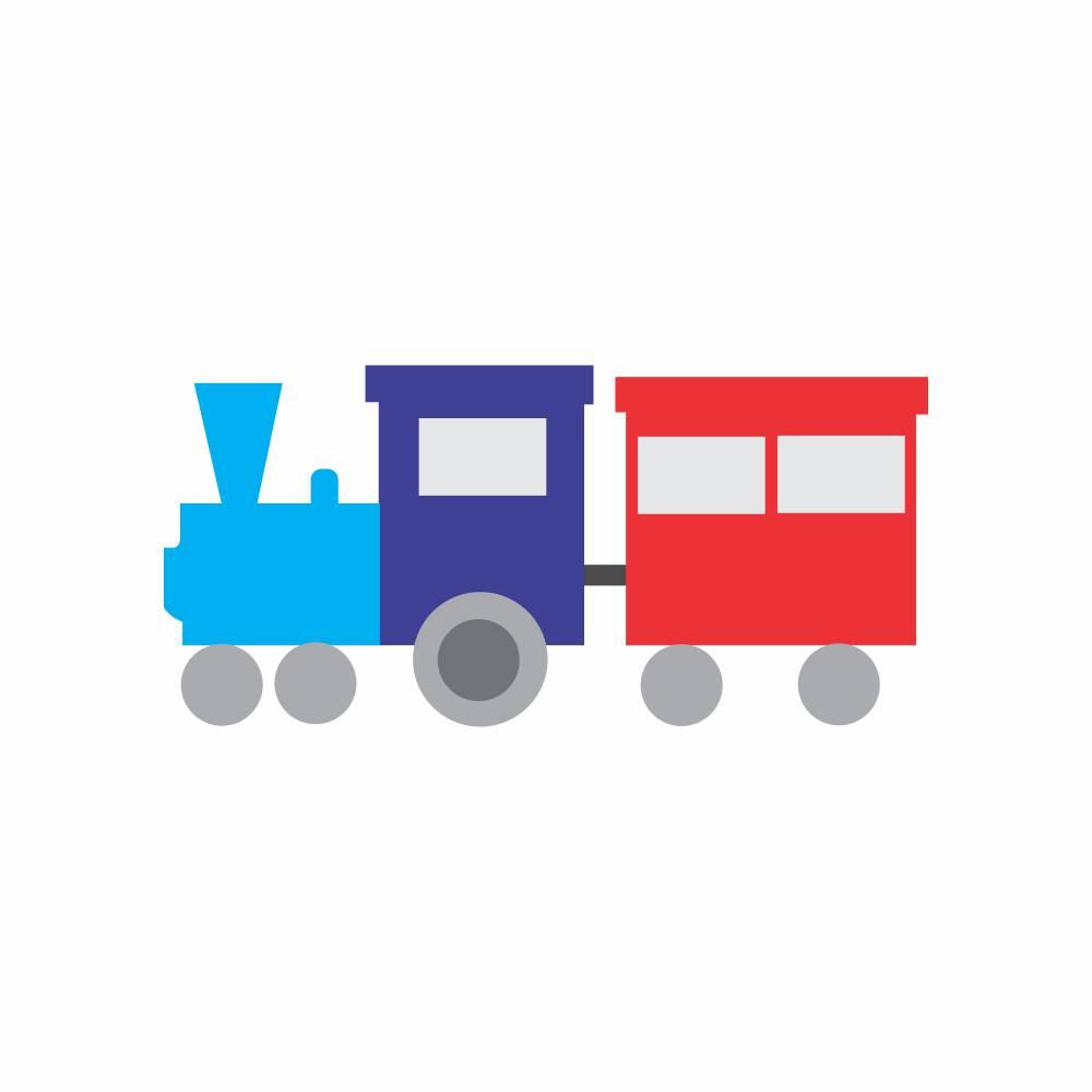 Arquivo de Corte - Trem