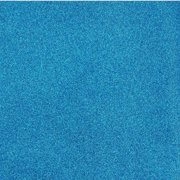 Glitter Fast Patch Termodinâmico 24x24cm - Cor: Azul