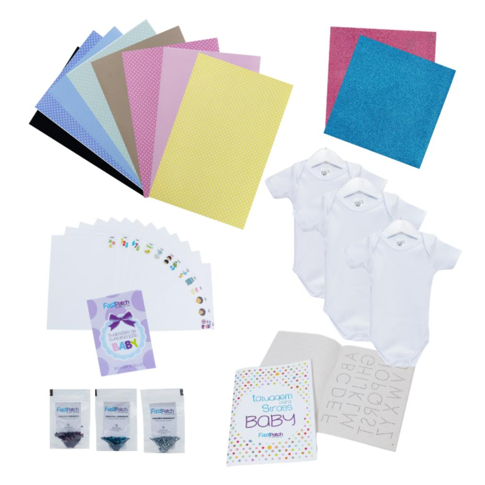 Kit Baby Fast Patch