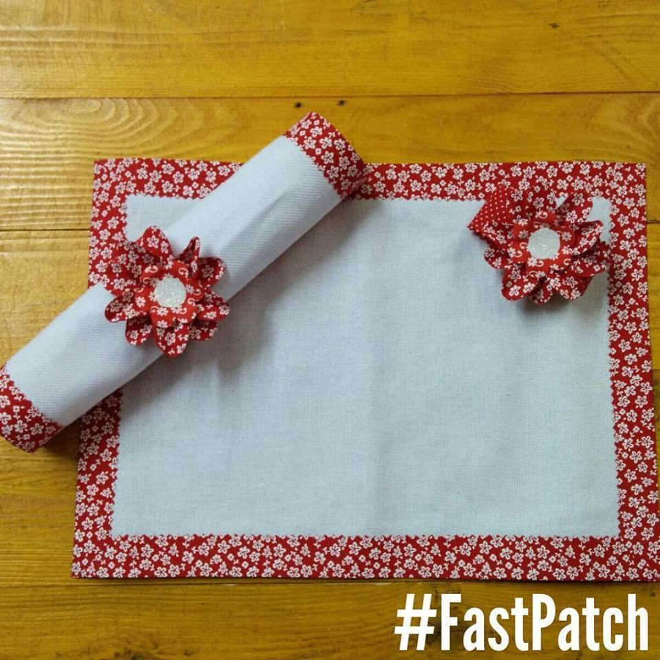 Kit Iniciante Fast Patch