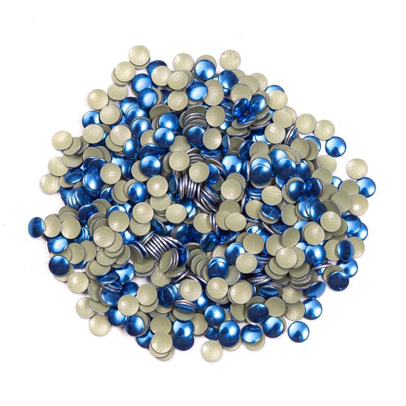 Metal Liso Fast Patch Termodinâmico 4mm - Azul - 800 uni