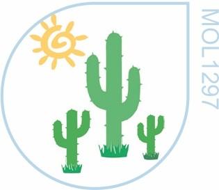 Molde Mandacaru Cactus