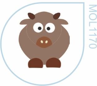 Molde Touro Vaca