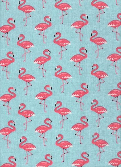 Tecido Fast Patch Termodinâmico 24x35cm - Cor: E561V Flamingo Azul