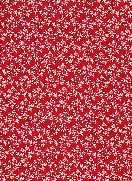 Tecido Fast Patch Termodinâmico 24x35cm - Cor: E564V Acácias Vermelho
