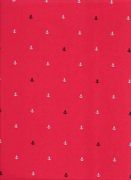 Tecido Fast Patch Termodinâmico 24x35cm - Cor: E566V Mini Âncora Pink