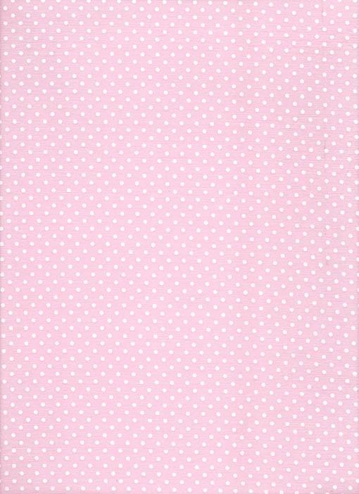 Tecido Fast Patch Termodinâmico 24x35cm - Cor: P341V Rosa Suave e Branco