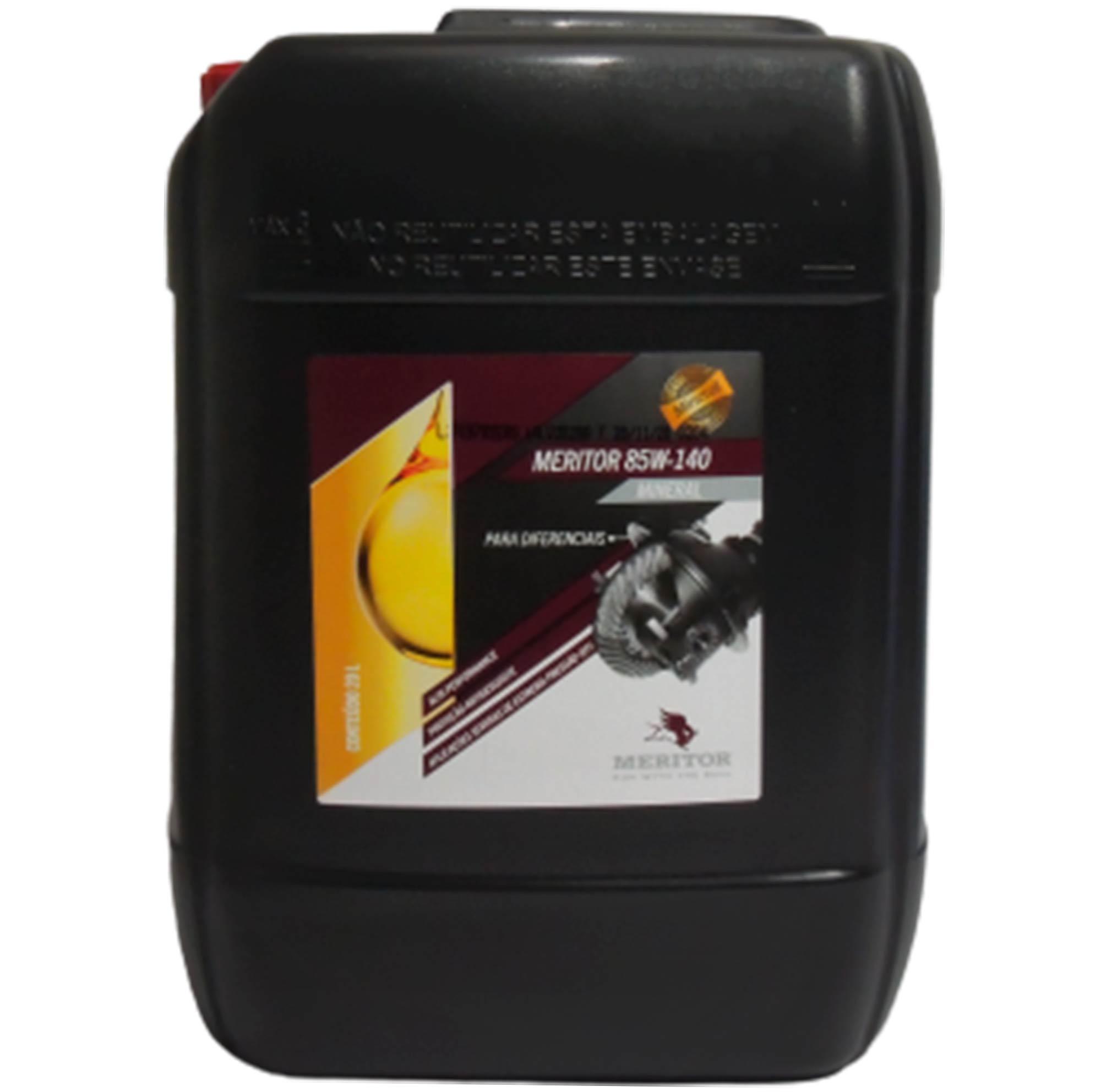 85W14020L - Oleo mineral 85W140