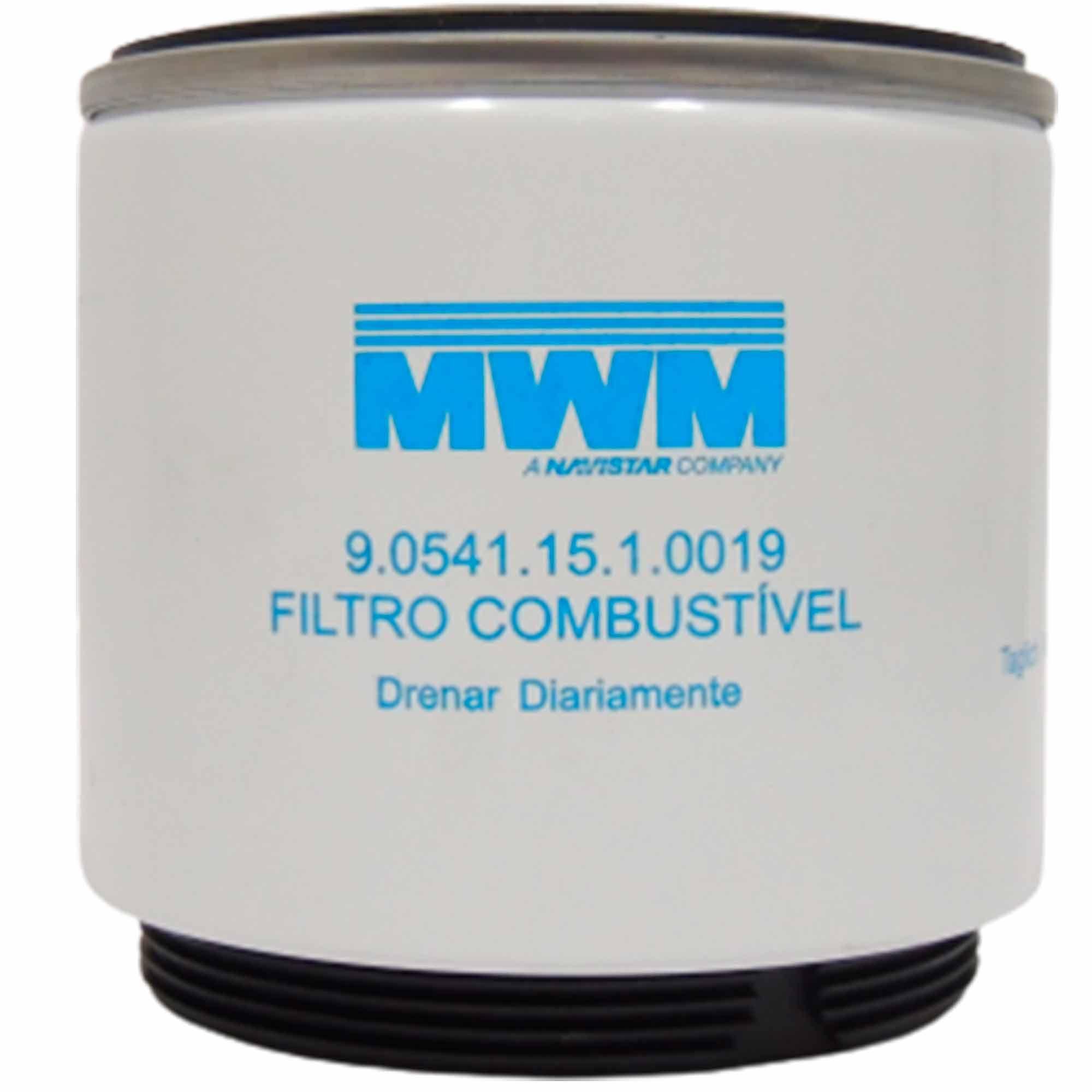 905411510019 - Filtro de óleo de combustível