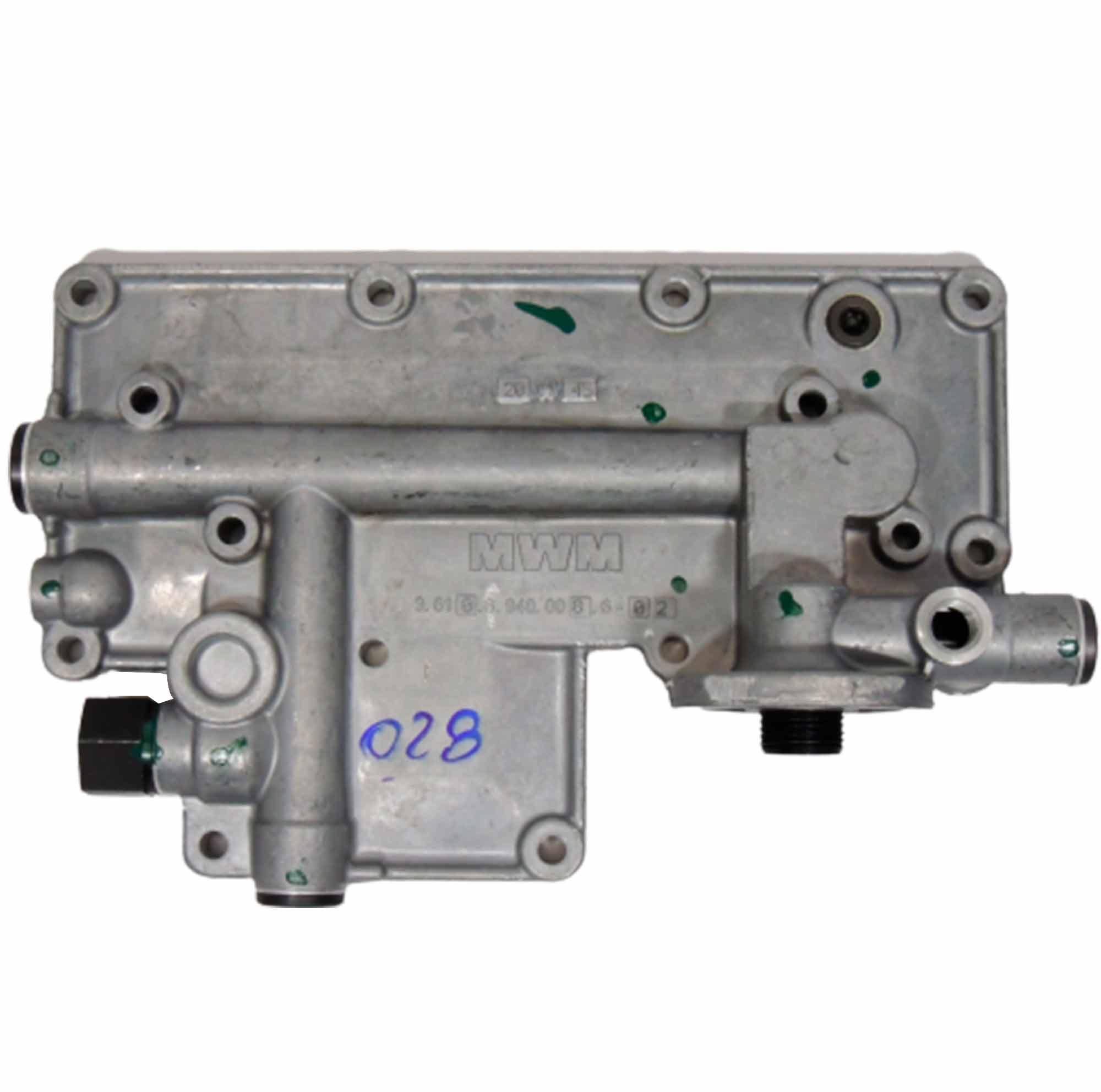 961089400086E - Resfriador de óleo