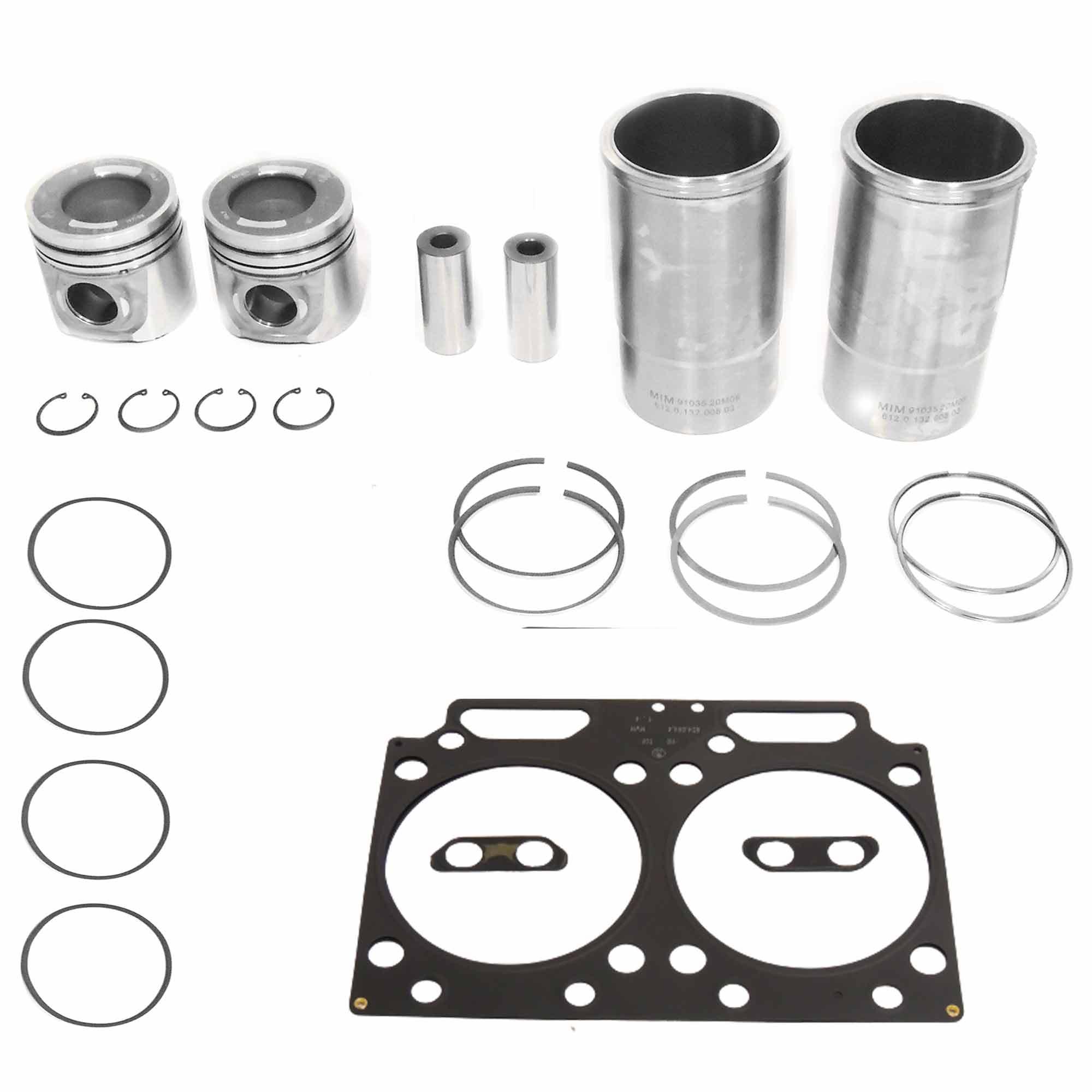 961280190478 - Kit de reparo para 2 cilindros - Master Kit