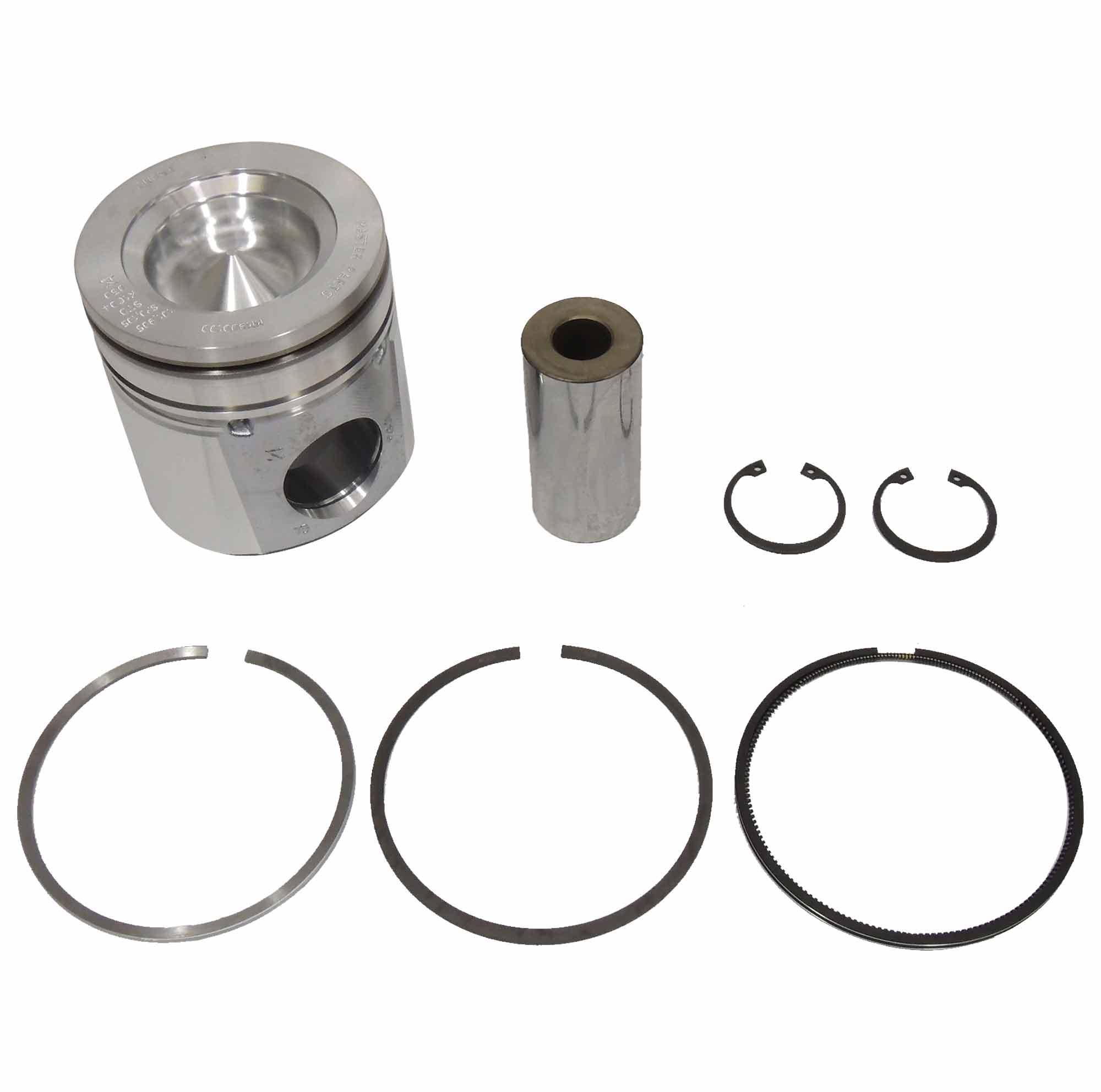 MM900100 - Conjunto de pistão e anéis
