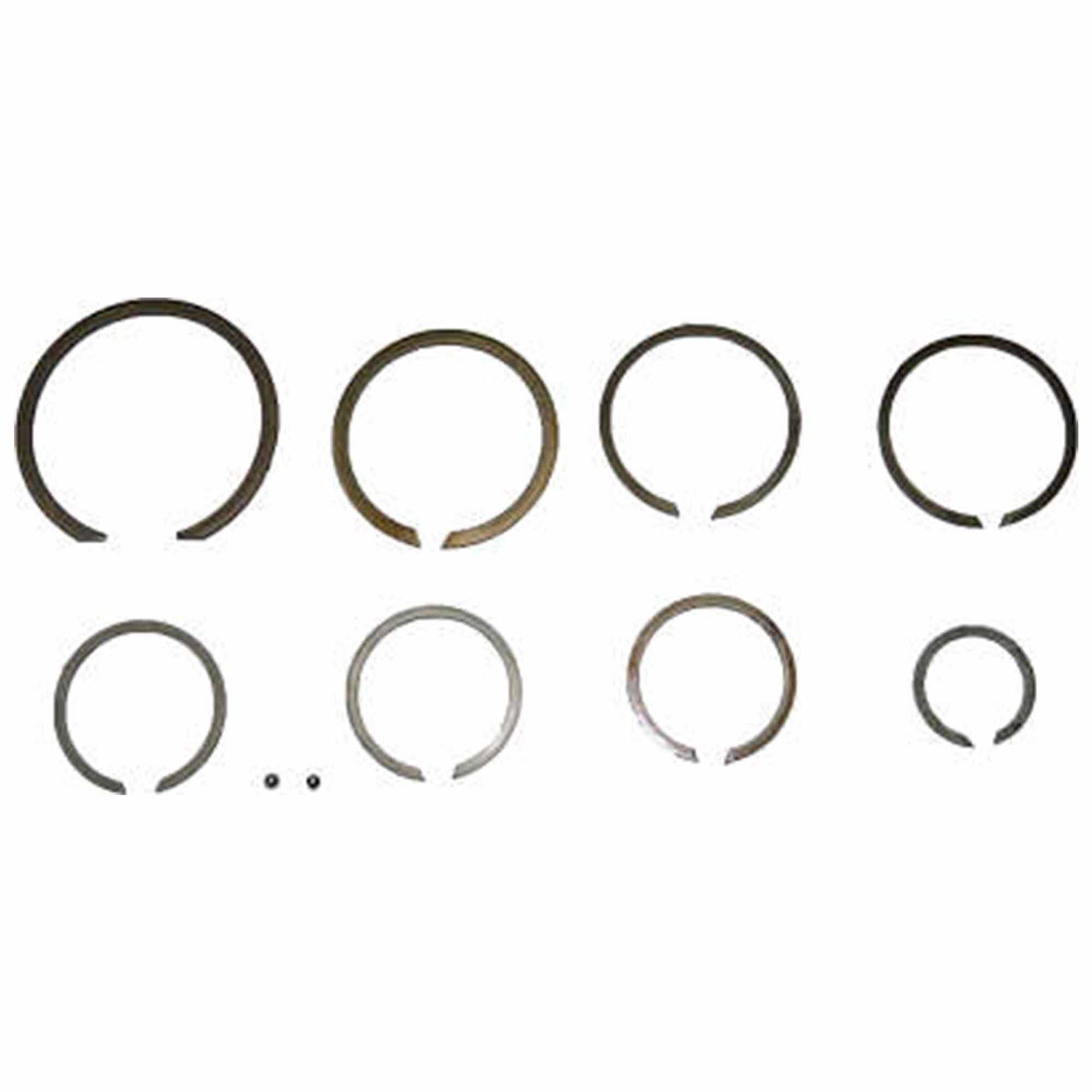SUK510 - Kit de anéis travas câmbio 6 MARCHAS