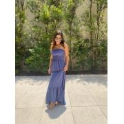 Vestido Lastex Alcinha