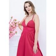 Vestido Midi Ashley Pink