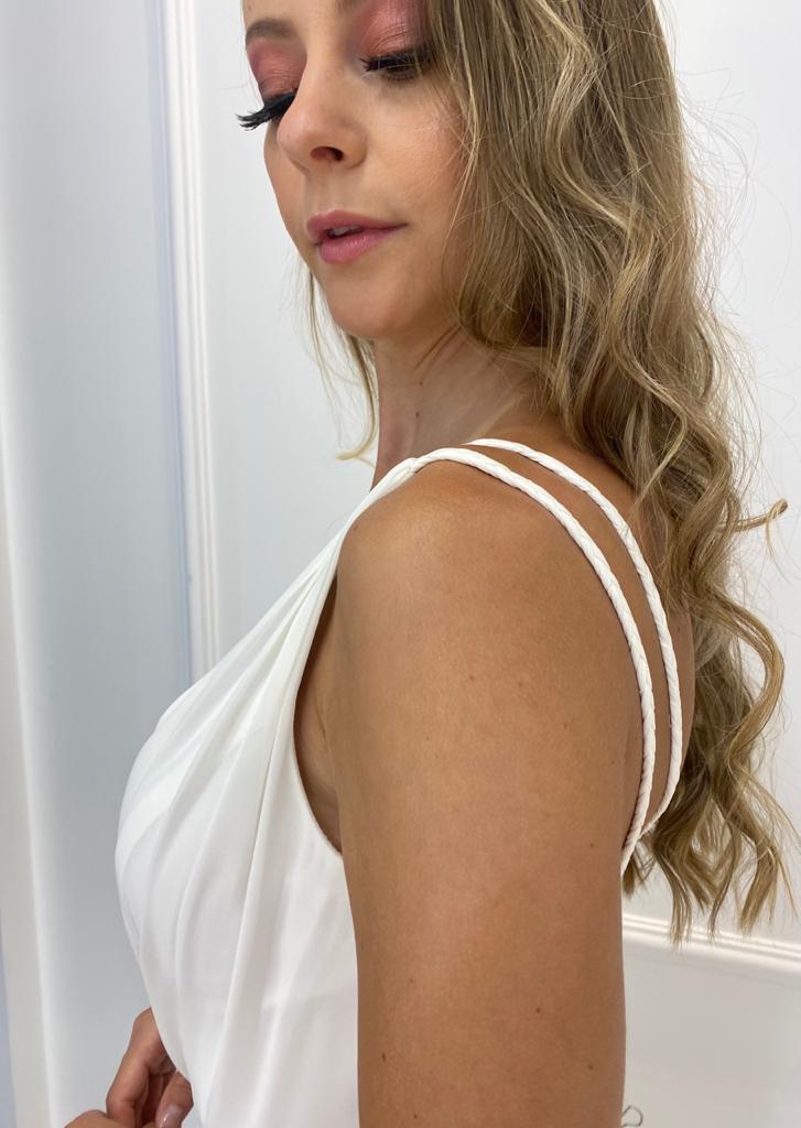 Vestido Longo Especial Branco