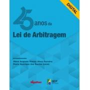 e-book 25 anos da Lei da Arbitragem