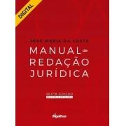 eBook Manual de Redação Jurídica
