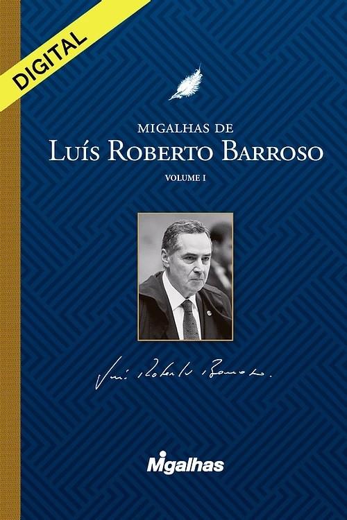 e-book Migalhas de Luís Roberto Barroso