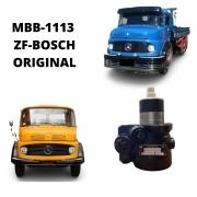 BOMBA DIREÇÃO HIDRÁULICA ZF MBB-1113/2213... Motores OM 352 / OM 366