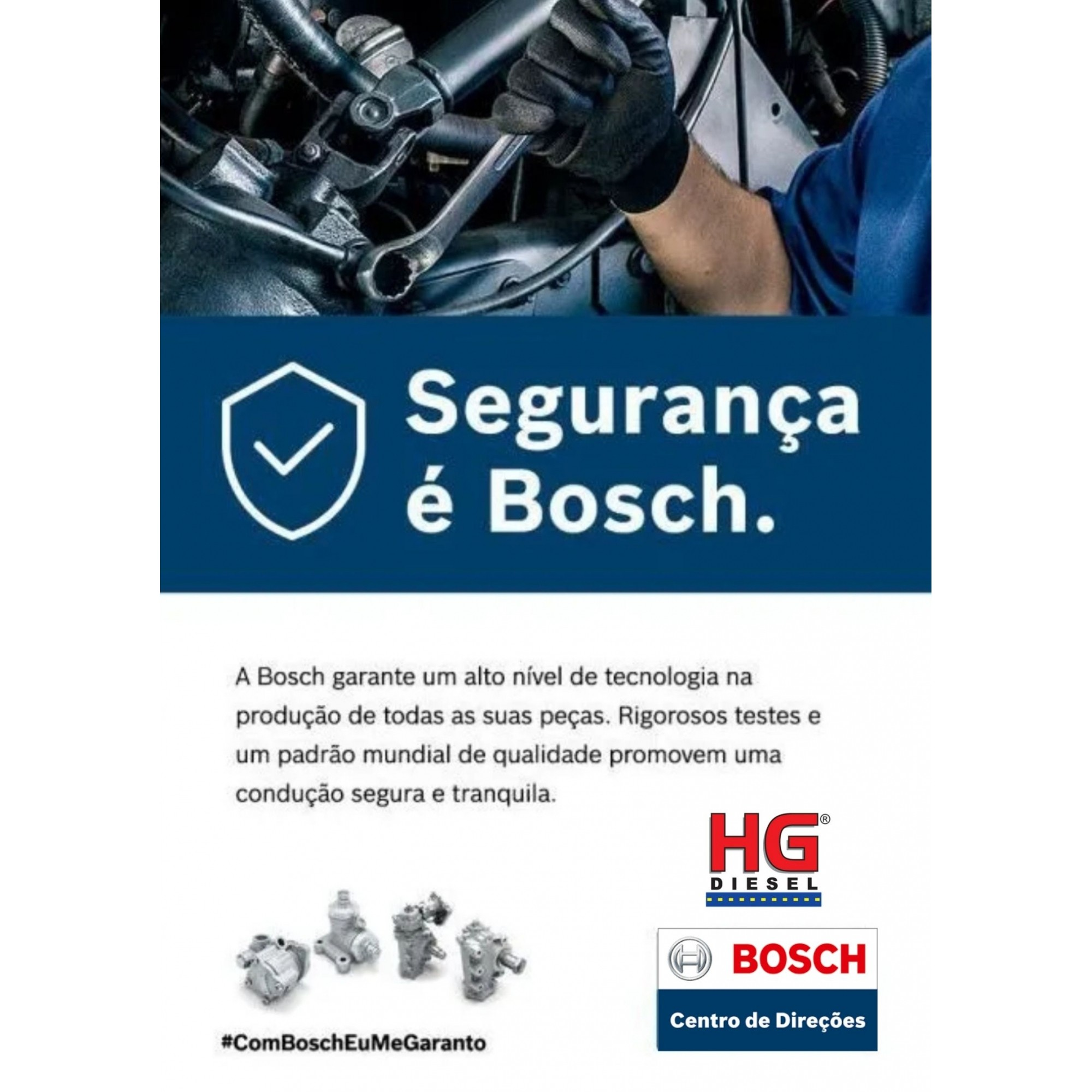 BOMBA DIREÇÃO HIDRÁULICA ZF VW-13210/14.210/14.220