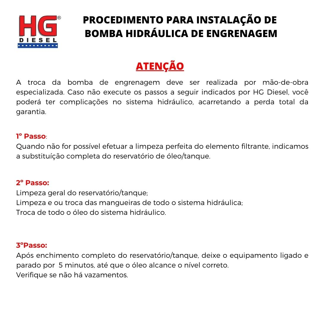 BOMBA HIDRÁULICA PRINCIPAL FIAT AD-7 FD-9-70-CI