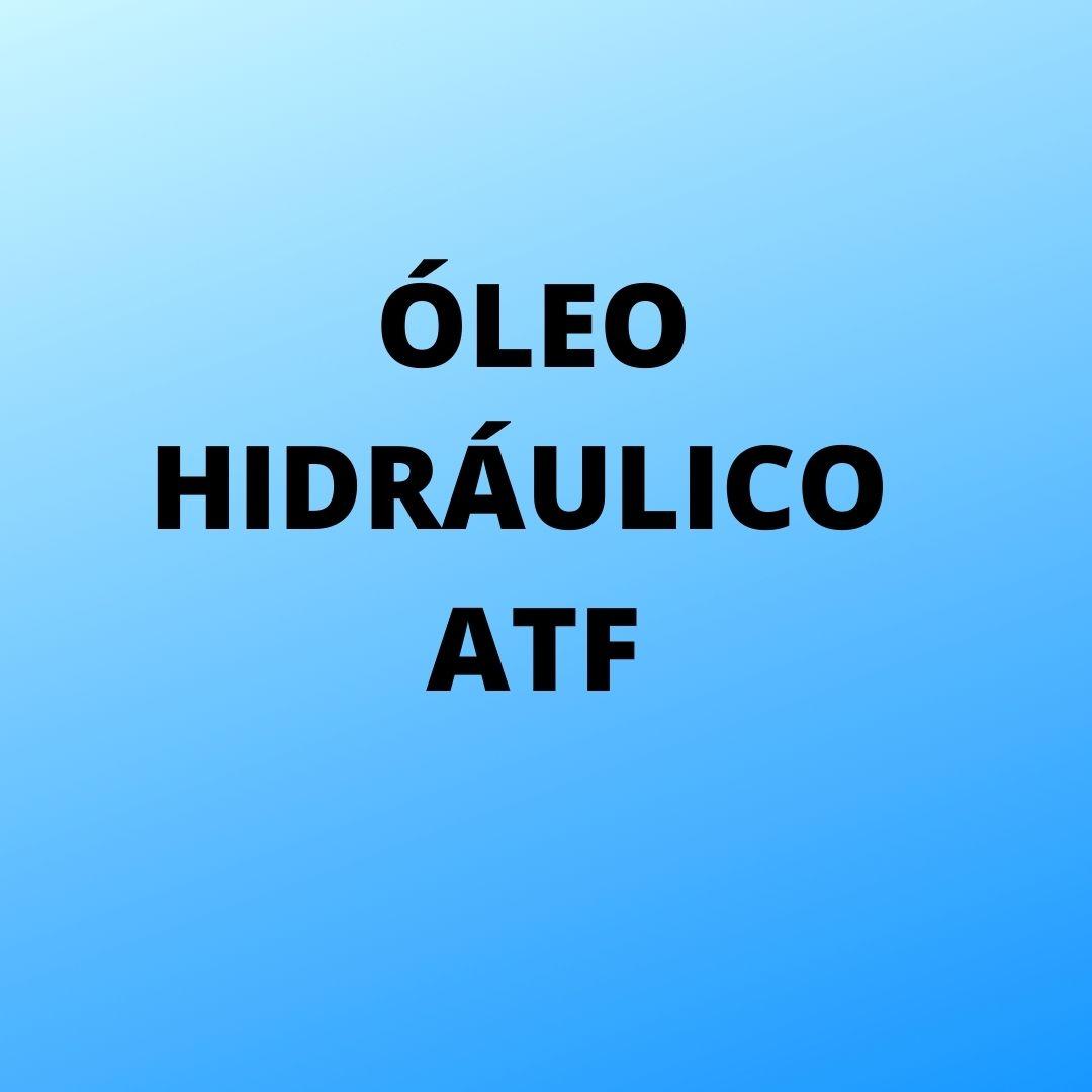 ÓLEO HIDRÁULICO - ATF