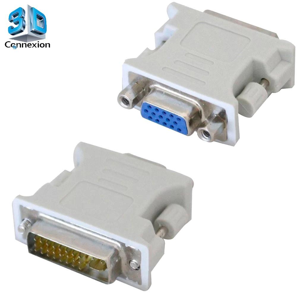 Adaptador DVI 24+5 x VGA (3DRJ1247)
