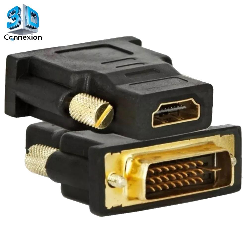 Adaptador DVI X HDMI (3DRJ1245)