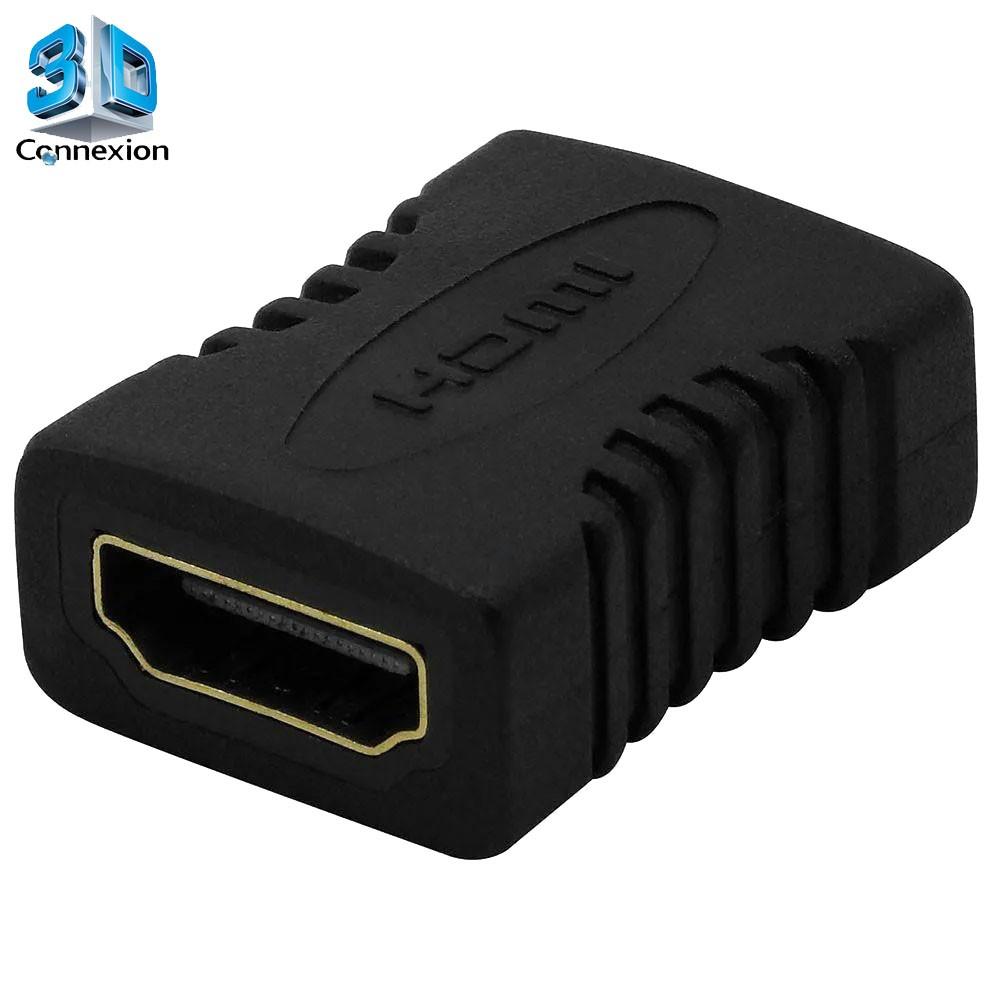 Adaptador Emenda HDMI X HDMI (3DRJ1248)