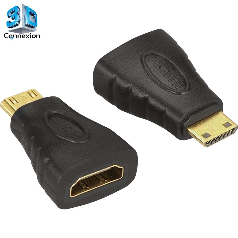 Adaptador HDMI para Mini HDMI (3DRJ1250)
