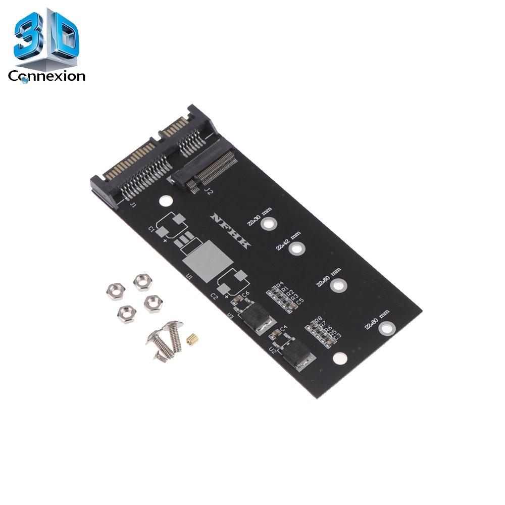 Adaptador M2 NGFF x SATA - 3DConnexion