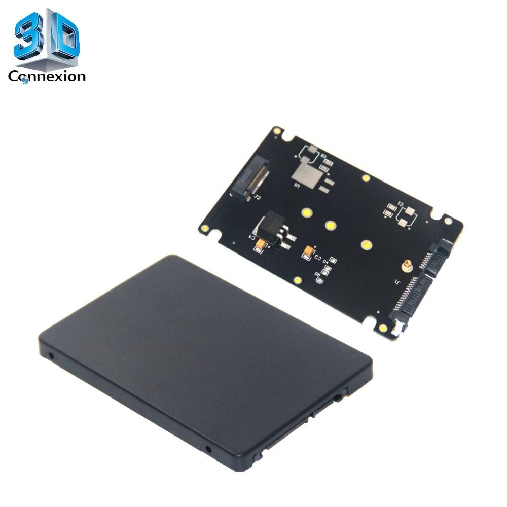 Adaptador M2 x SATA com case - 3DConnexion