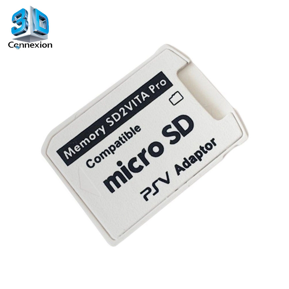 Adaptador para Memoria Micro SD para PSVita (3DRJ2396)