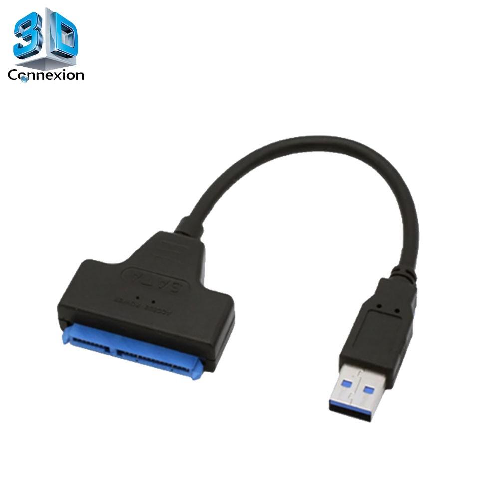 Adaptador SATA x USB 3.0 - 3DConnexion