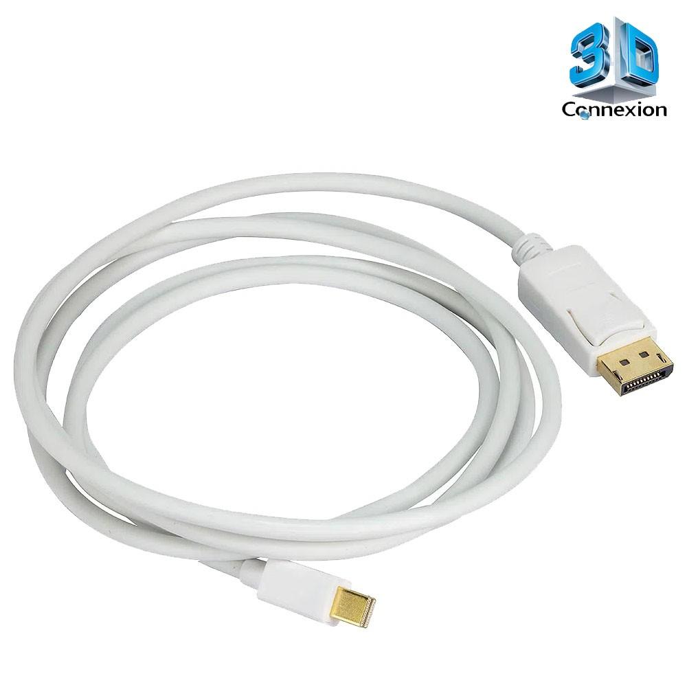 Cabo Display Port X Mini Display Port 1.8M 24k (3DRJ1283)