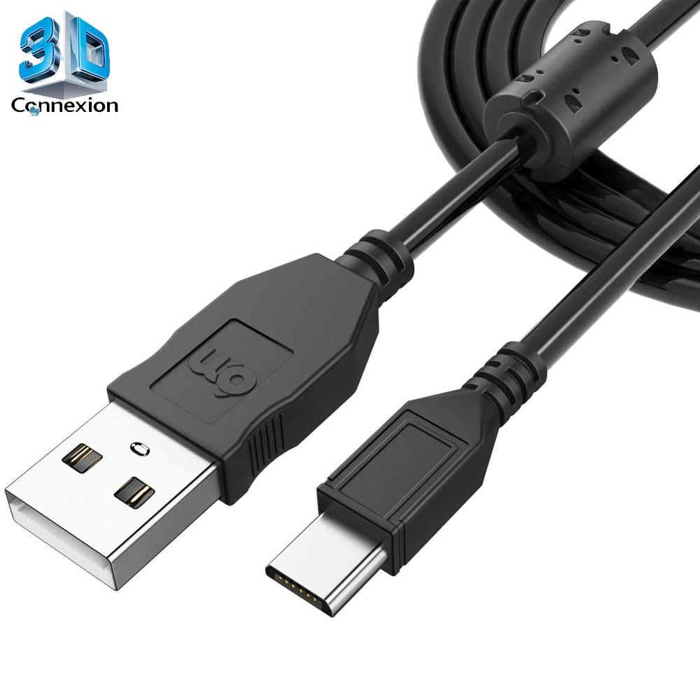 Cabo Micro USB (V8) 3m com filtro (3DRJ1304)