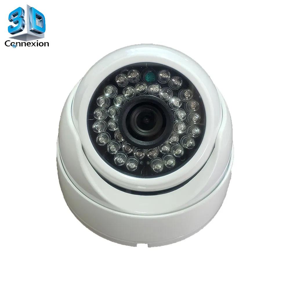 Câmera Dome HD AHD 720P 1/3 36 LEDs (3DRJ1428)