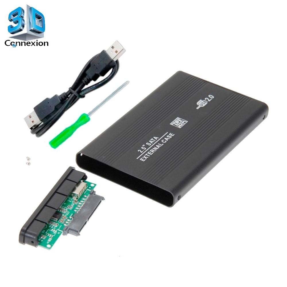 Case para HD 2.5 USB 2.0 - 3DConnexion