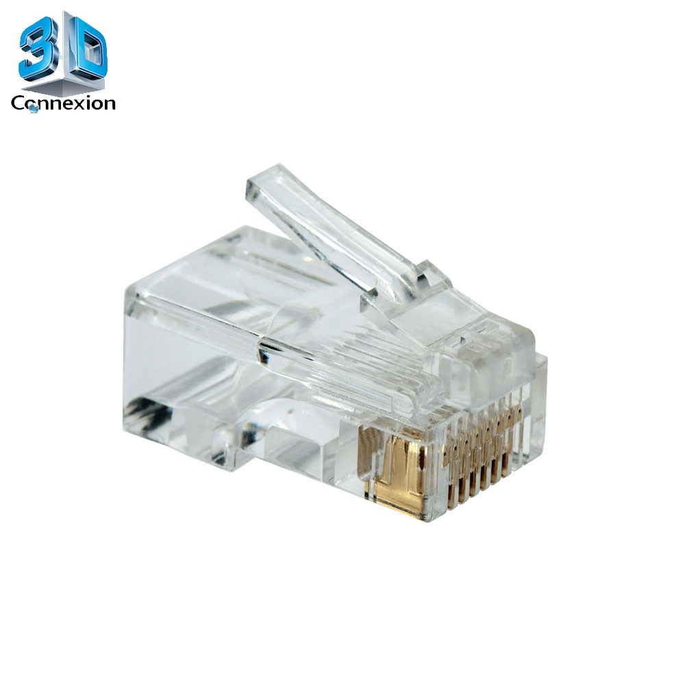 Conector CAT5 - CAT5e RJ45 - 3DConnexion